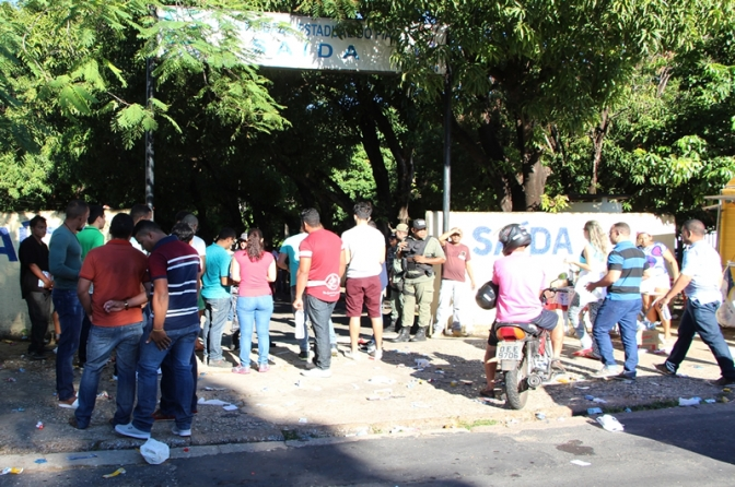 7 candidatos são presos horas antes das provas dos concursos