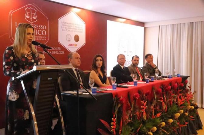 I Congresso Jurídico da ADPJ qualifica mais de 220 Delegados de todo o país