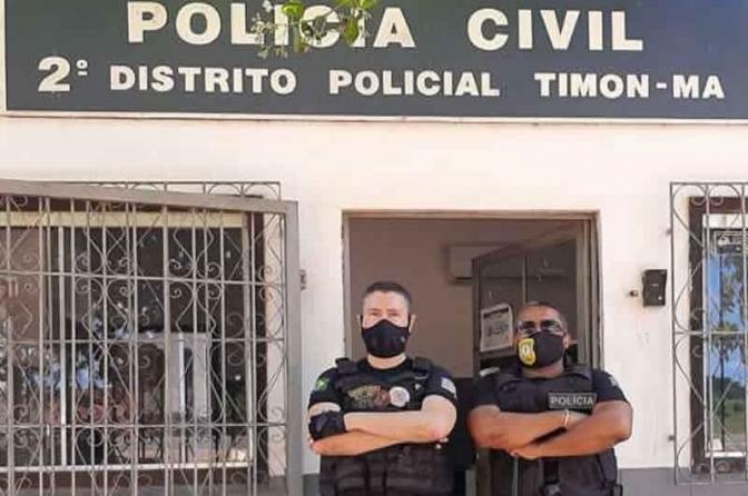 Policiais Civis recuperam moto roubada por adolescente no interior do MA