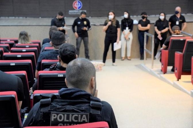 Gaeco e Polícia Civil do MA realizam operação em 13 municípios cumprindo mais de 60 mandados