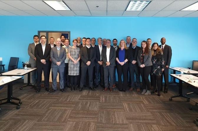 Delegação brasileira se reúne com entidade norte-americana de combate ao cibercrime