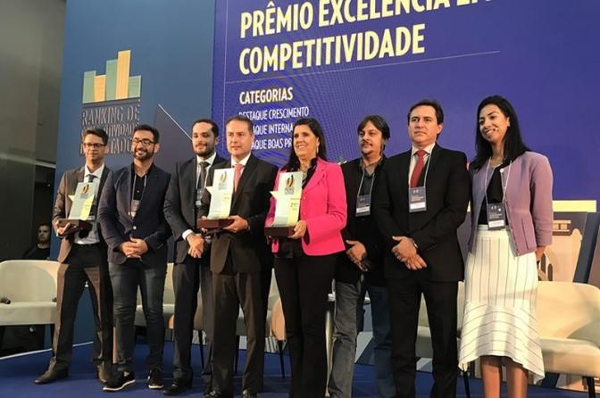 Programa da Segurança da Paraíba ganha Prêmio de Excelência em São Paulo