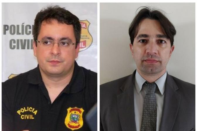 Dorta e Craveiro são escolhidos para a lista dos Melhores Delegados de Polícia do Brasil!
