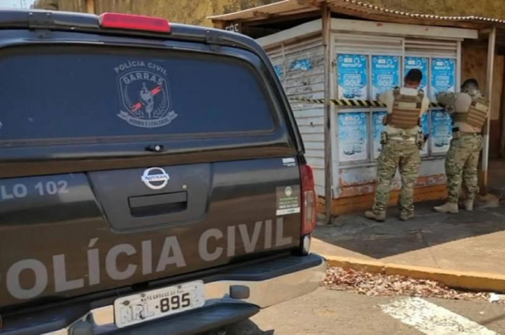 """""""Jogo do Bicho não abre mais em Campo Grande"""", garante operação policial"""