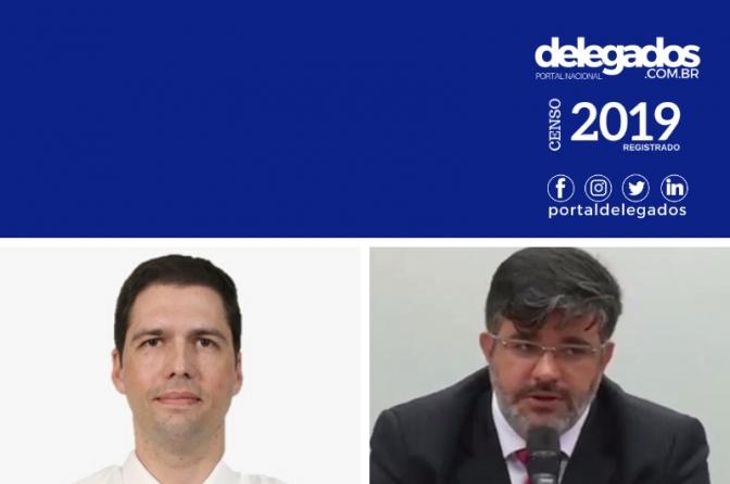 Hoffmann e Ruchester conseguem o tri nos Melhores Delegados de Polícia do Brasil! Censo 2019