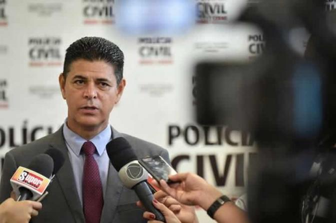 Polícia Civil estuda adotar plantão audiovisual em Minas, diz delegado Wagner Souza
