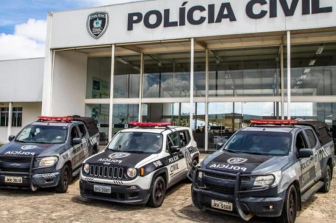 Polícia Civil da Paraíba prende 27 durante a Operação Cronos II