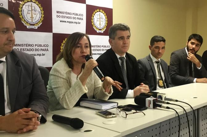 Delegado da 'Perfuga' dá voz de prisão a servidora pública por falso testemunho