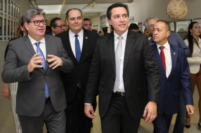 Secretário de Segurança Jean Nunes tem trabalho reconhecido pela sociedade paraibana