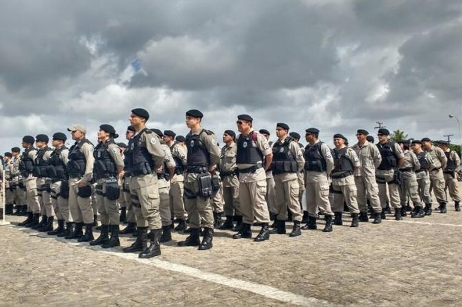 Eleições 2020: Segurança Pública da PB reforça efetivo e tropas seguem para o interior a partir de hoje!