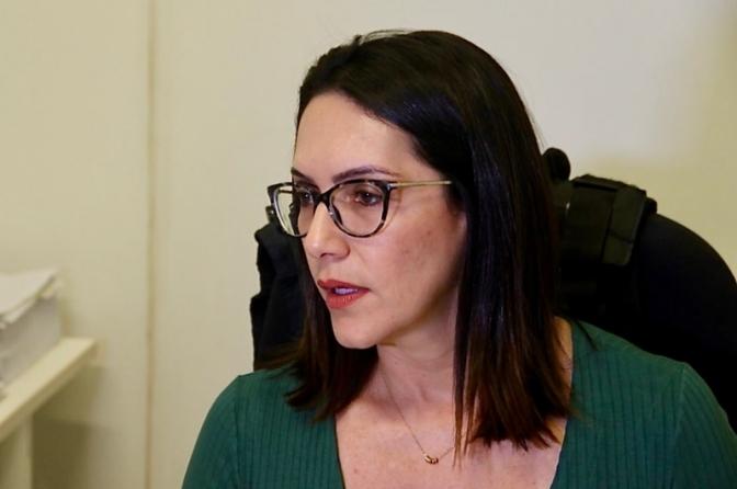 Delegada Danielle Garcia assumirá cargo com Sérgio Moro