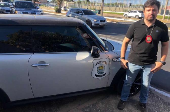 Polícia Civil apreende carros de luxo, jet-ski e drogas em Teresina