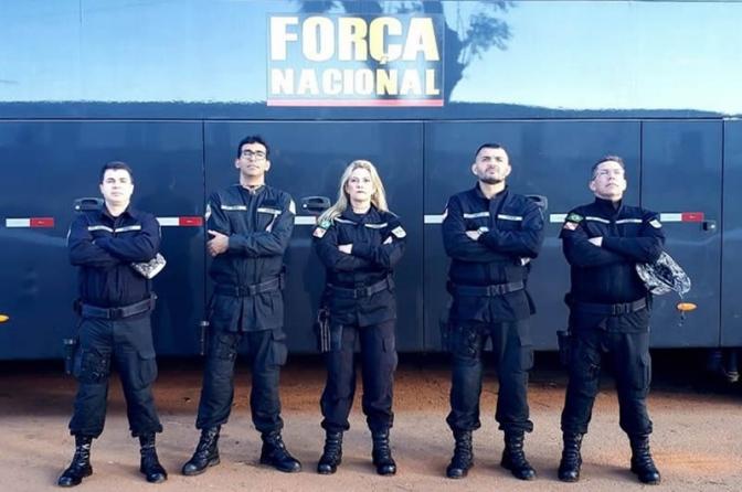 Única delegada de polícia a entrar para a Força Nacional é do Pará