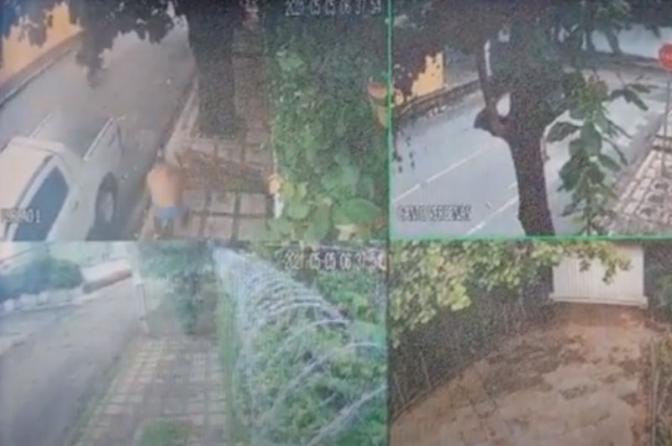 Delegado da Dicap troca tiros com suspeitos após ser abordado na porta de casa em Teresina