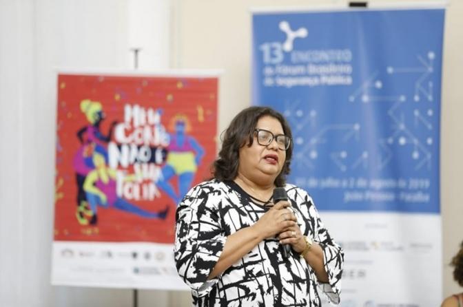 Delegada Maísa Félix vence prêmio nacional com programa de combate à violência doméstica realizado pela Polícia Civil da PB