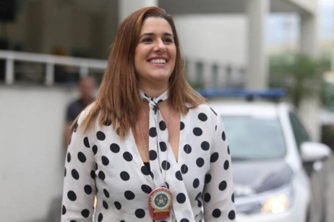 Delegada 'Dama de Ferro' prendeu bando que invadiria Flamengo X Grêmio
