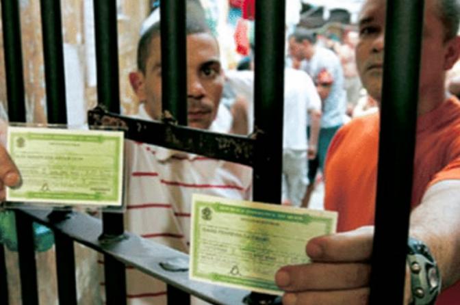 A partir de hoje, eleitores só podem ser presos em casos especiais