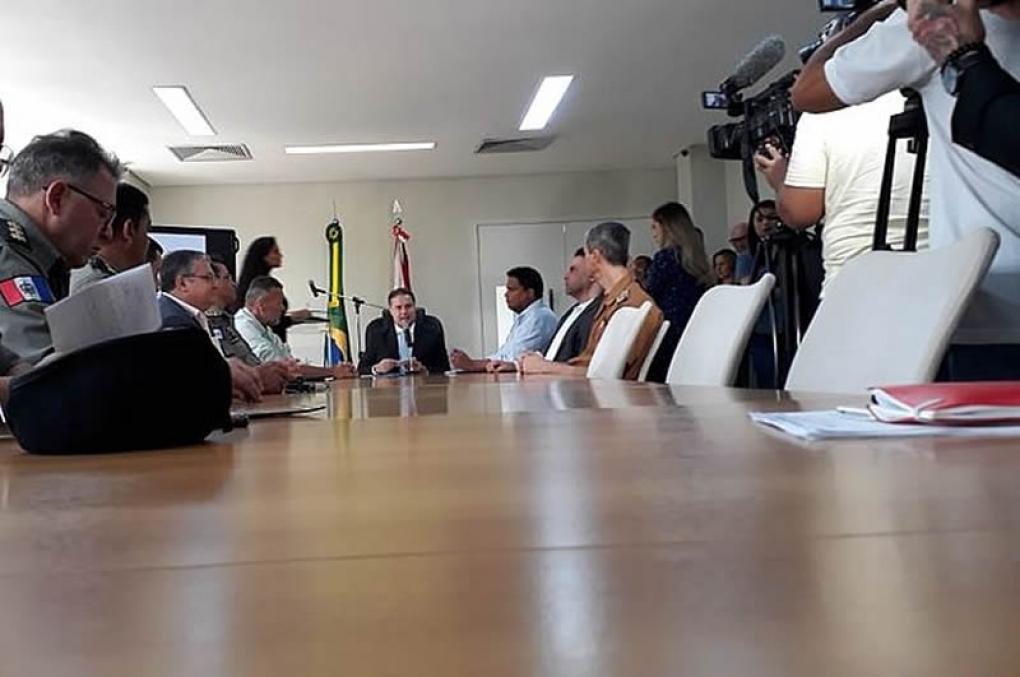 Governador divulga número de vagas para edital da Polícia Civil de Alagoas