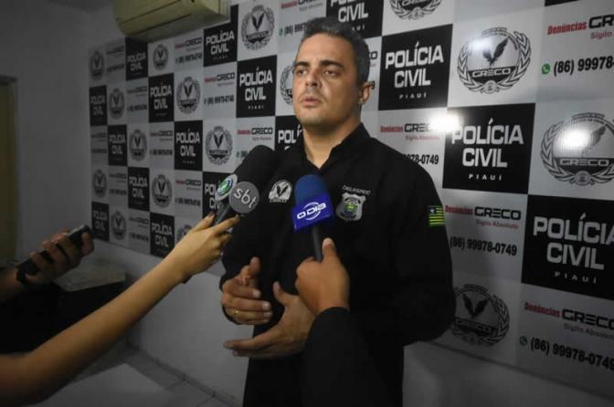 Grupo Especial da PCPIprende mais 3 acusados de sequestrar gerente de banco
