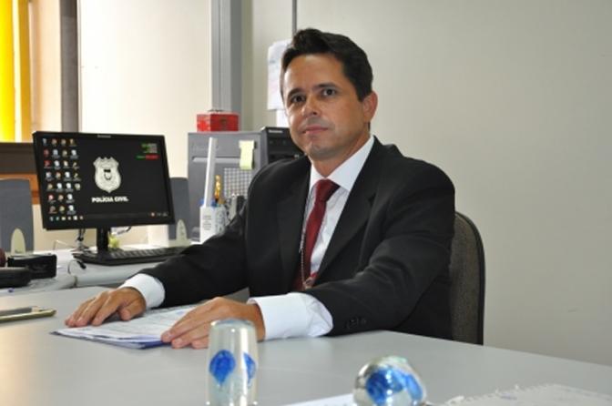 Mário Demerval é o mais votado para Chefe da PC do Mato Grosso