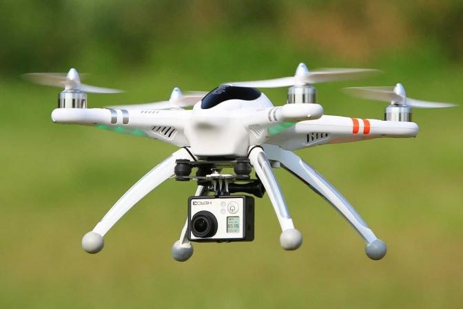 """""""Drones e enfrentamento da criminalidade"""", por Higor Jorge"""