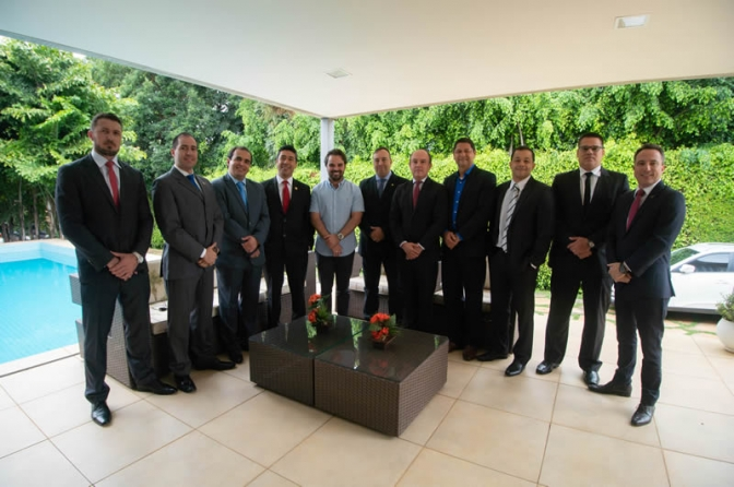 ADPF reúne delegados federais que serão candidatos nas eleições deste ano