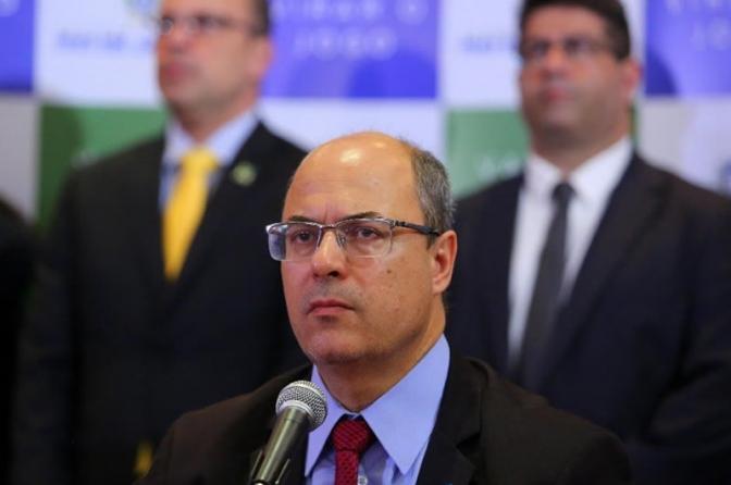 Witzel confirma fechamento das delegacias do Rio; PM vai fazer os boletins