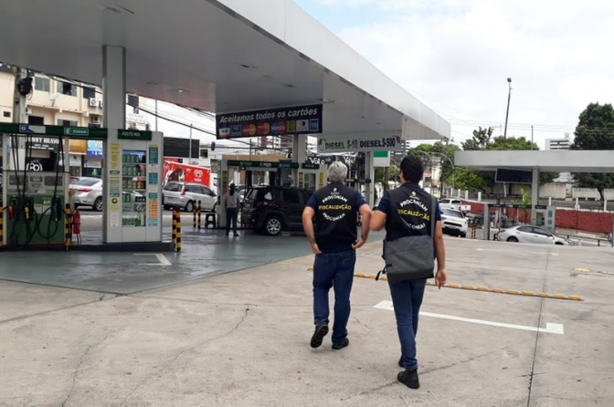 Delegado alerta sobre golpe da gasolina aditivada em postos de Manaus