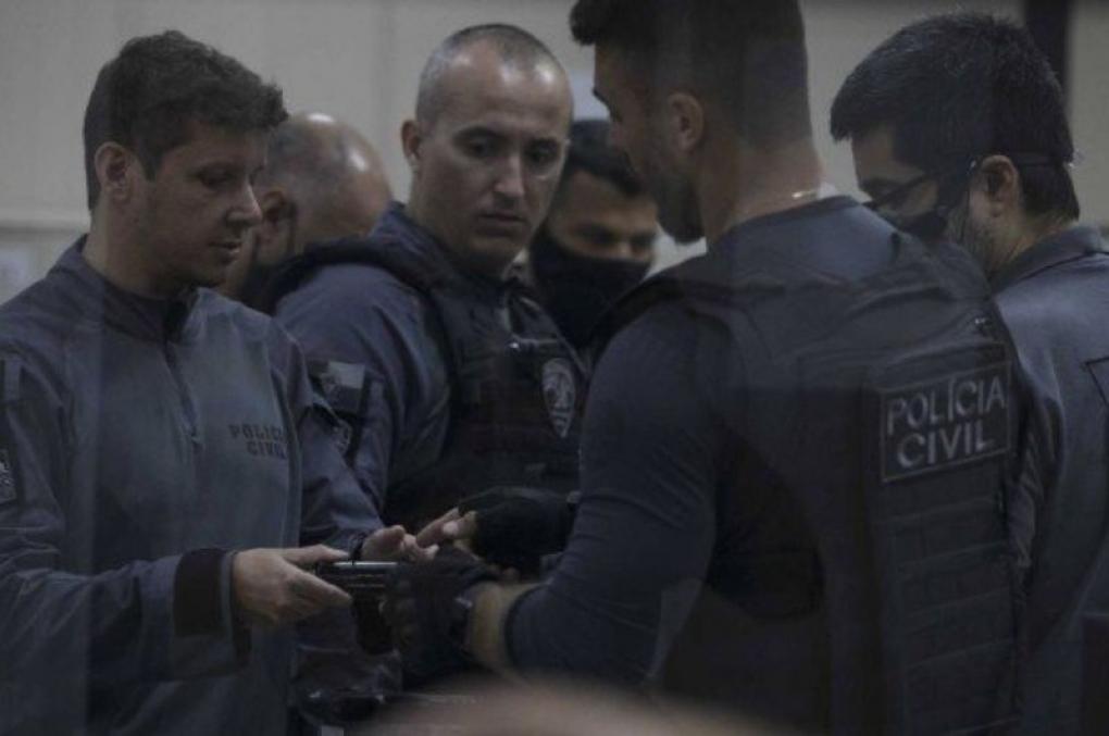 Polícia Civil do Rio é a primeira do Brasil a ter colete à prova de bala de fuzil