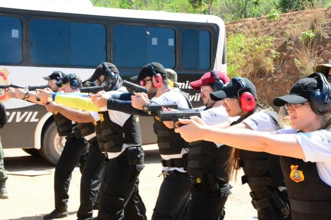 Novos Delegados da Polícia Civil devem atuar no interior do Tocantins