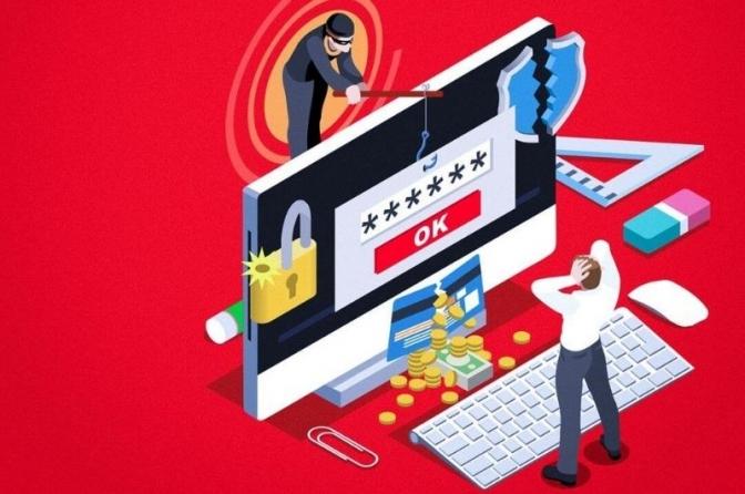 Não responder a phishing ou a firewall defensivos não é abuso de autoridade
