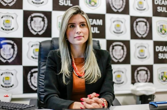 Anamelka Cadena faz parte dos Melhores Delegados de Polícia do Brasil!