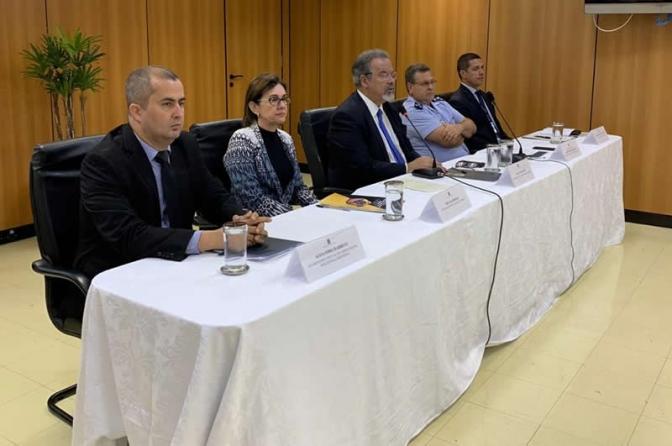 Ministério da Segurança Pública realiza operação contra abuso e exploração sexual na internet