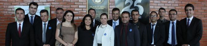 Desembargadores do Tocantins seguem jurisprudência pacifica do STF e votam contrários a ADI