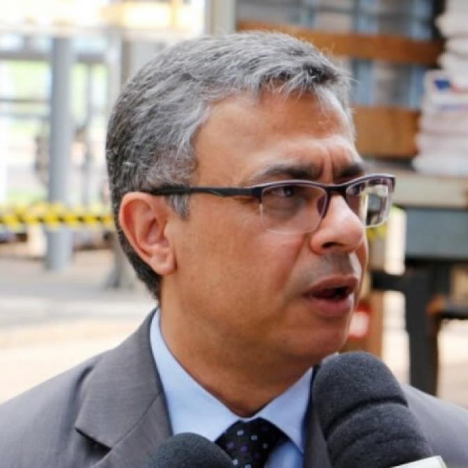 Brasil não possui condições para liberar a maconha, diz delegado da PF