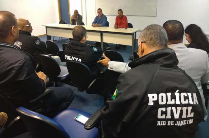 'Salário' inicial do delegado de polícia do Rio vai para R$ 32 mil!