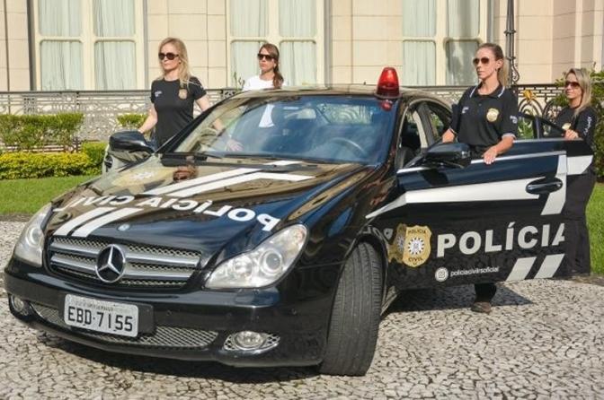 Governador do RS assina decreto e Polícia Civil apresenta nova identidade visual