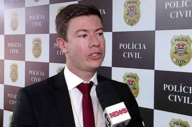 Delegado da Polícia Civil de São Paulo prende em flagrante advogado por estelionato, associação criminosa e coação