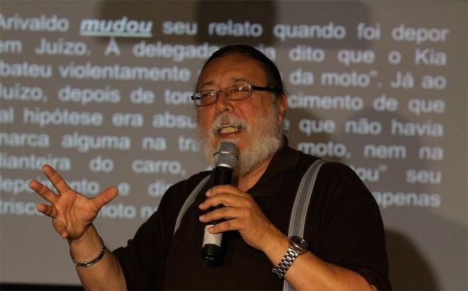Ricardo Molina é condenado por calúnia a delegada do caso Kátia Vargas