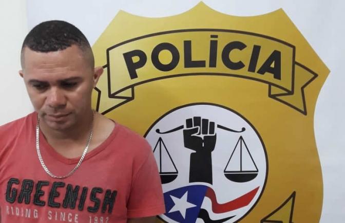 Homem é preso com R$ 50 mil em drogas no interior do Maranhão