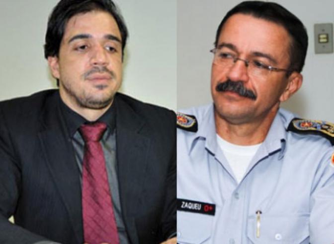 Justiça manda prender coronel e cabo da PM por liderar escutas ilegais em MT
