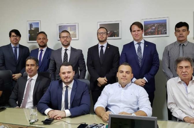 Nova diretoria da ADPJ toma posse com mais de 8 mil associados no Brasil!