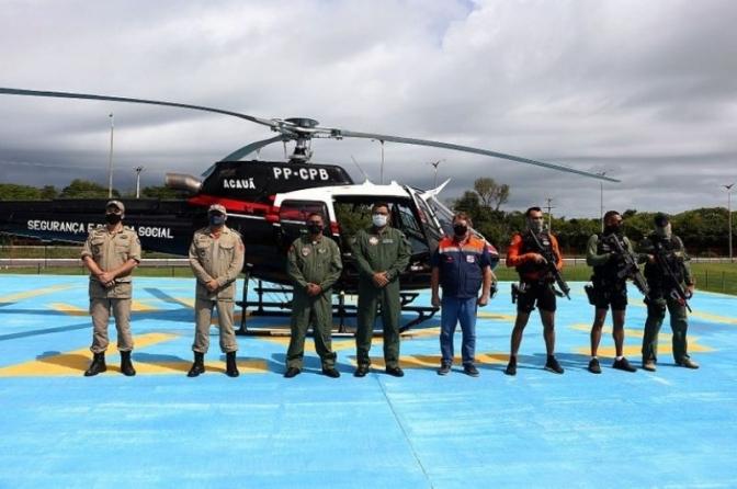 Defesa Civil e Corpo de Bombeiros fazem mapeamento das áreas de risco em João Pessoa