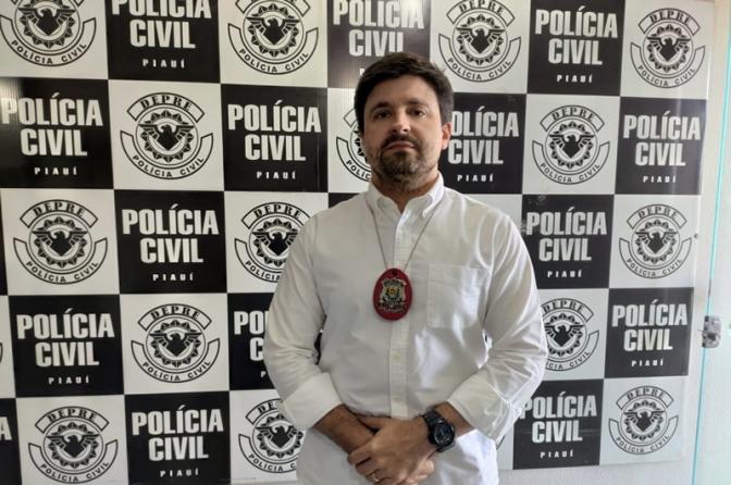 Alfredo Cadena é o novo secretário adjunto da Segurança Pública do PI