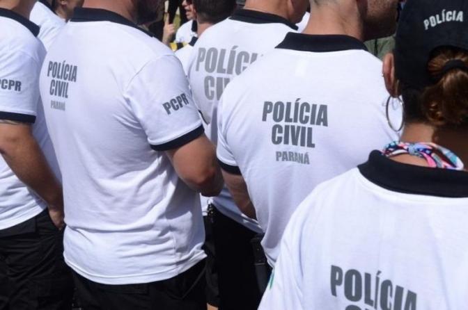 Prova do concurso da Polícia Civil do Paraná é remarcada para 3 de outubro