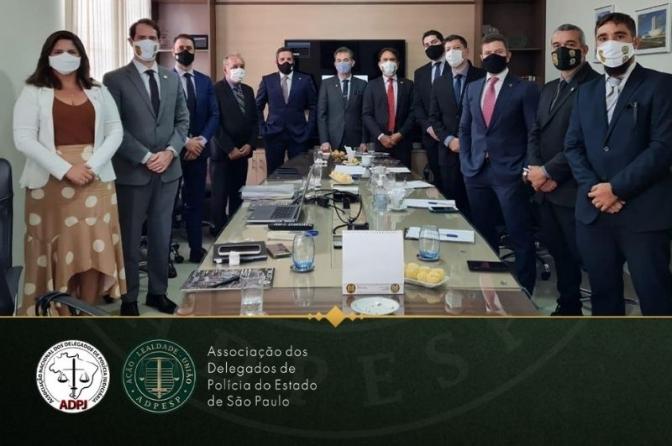 Diretores da ADPESP são empossados para nova gestão da ADPJ
