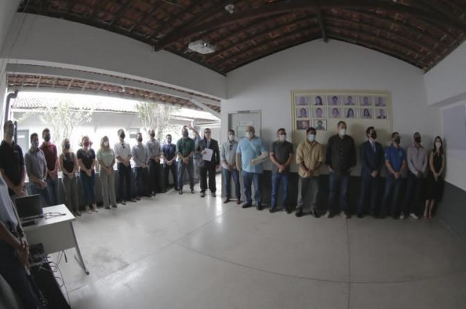 Solenidade de formação da 4ªturma do Curso de Delegados ocorre na Acadepol de Sergipe