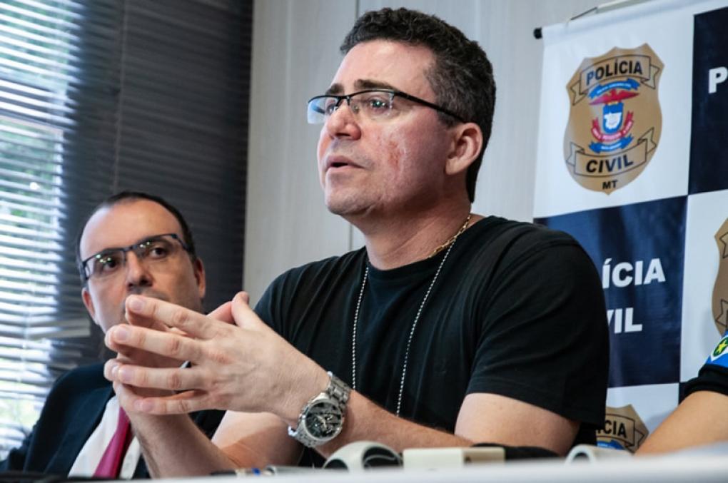 Remoção de delegados de Mato Grosso agita Polícia; Sindicato repudia delegado-geral