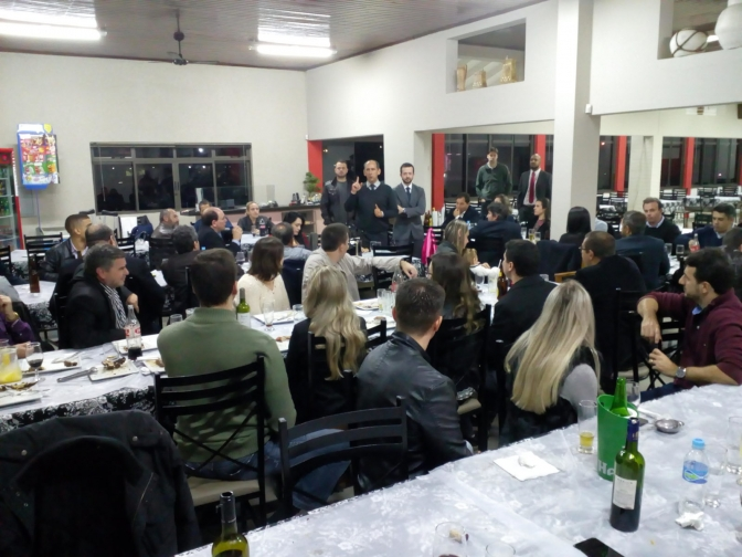 Adepol vai a Arapongas e reúne 40 Delegados em evento de aproximação da classe