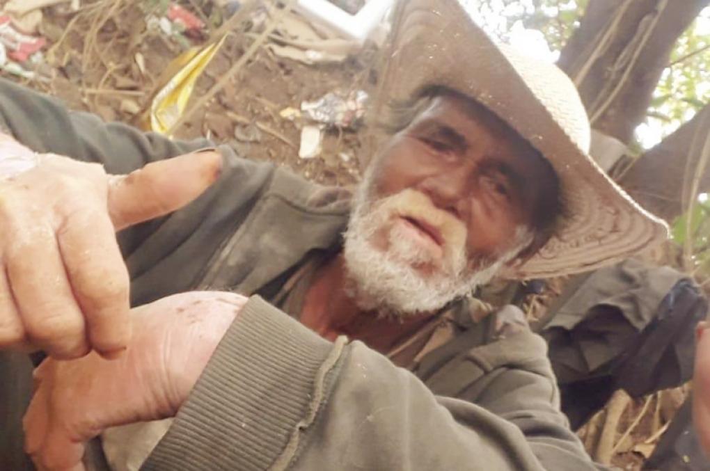 Homem do interior do ES é encontrado após 14 anos de ter desaparecido